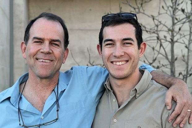 Даніель Кейн з татом