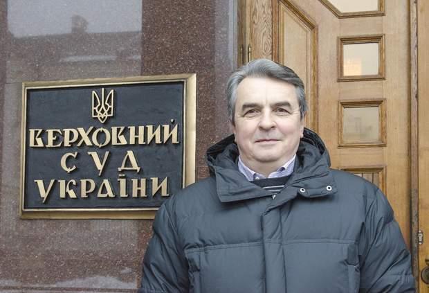 Суддя Олександр Волков