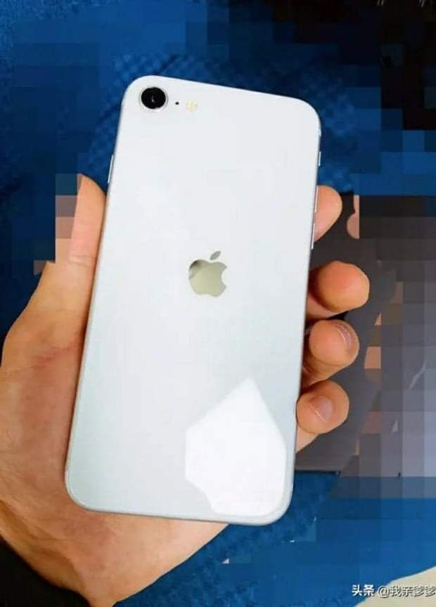 Так може виглядати iPhone 9