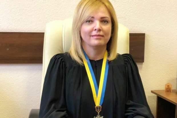 Суддя Оксана Блажківська