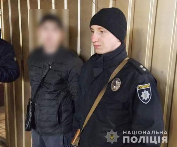 вбивство у Кременчуку