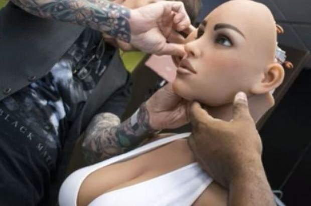 Секс-роботи зі штучним інтелектом небезпечні