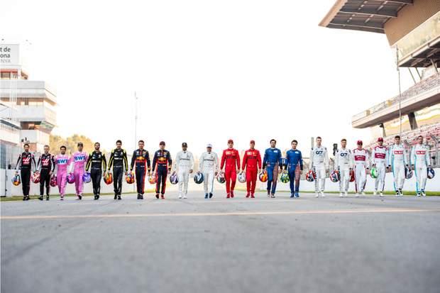 Як виглядають боліди команд Формули-1 на сезон 2020: фото