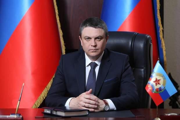 окупаційна влада Луганська