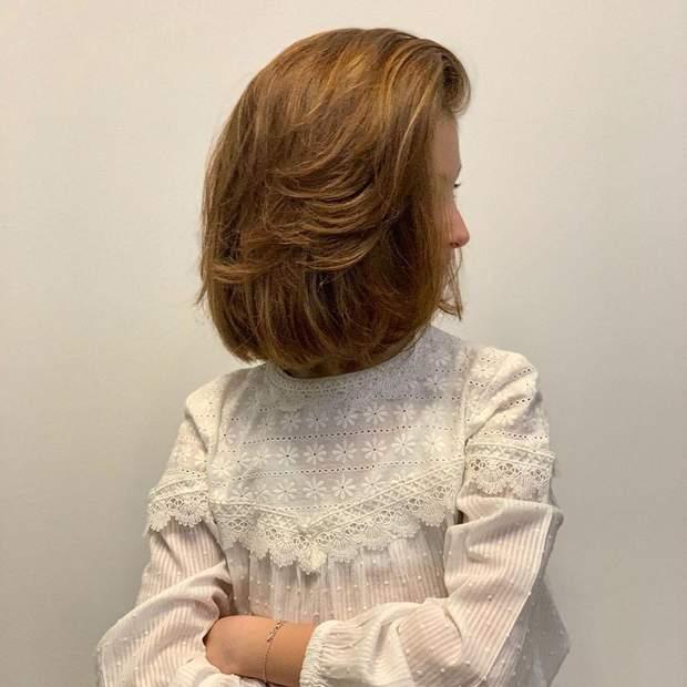 Емілія віддала своє волосся на благодійність / Instagram / @my_holy_hair
