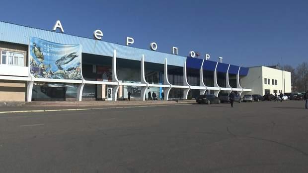 аеропорт в миколаєві