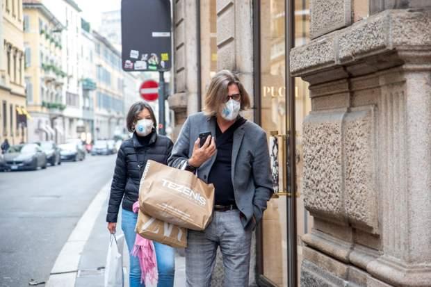 Коронавирус в Италии: 107 человек умерли, количество больных выросло