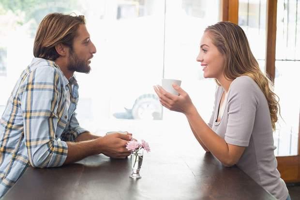 Часто спілкуйтеся та обговорюйте проблеми у парі