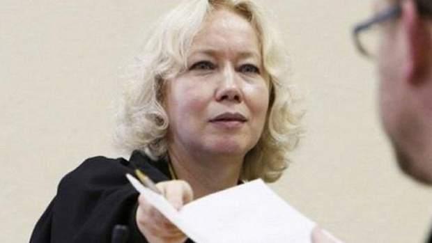 Суддя Світлана Волкова