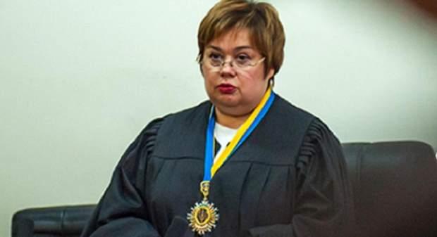 Суддя Олена Мєлєшак