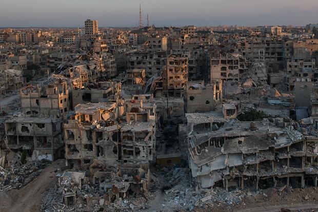 хомс сирія війна