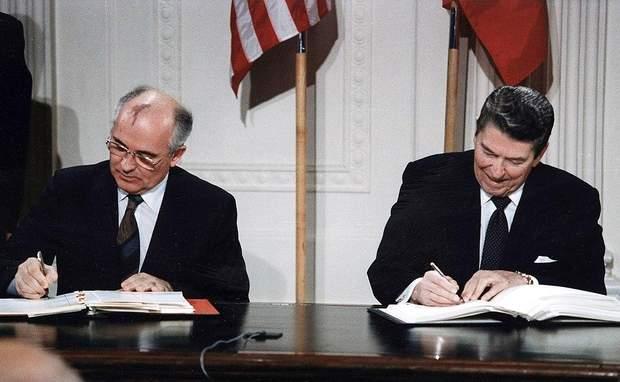 Ракетний договір між США та СРСР