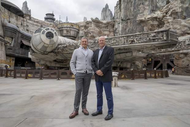Новий директор глава Disney