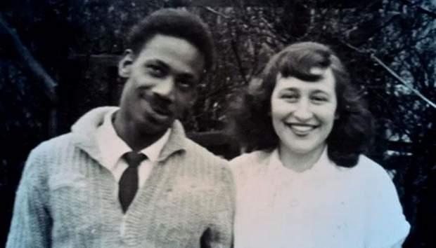 Мері та Джейк Якобс в юності