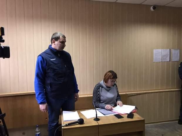 нові санжари затримання суд арешт віталій семирода