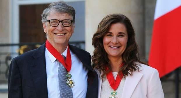 Мелінда і Білл Гейтс