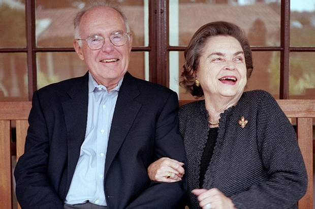 Гордон і Бетті Мур