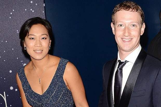 Прісцилла і Марк Цукерберг