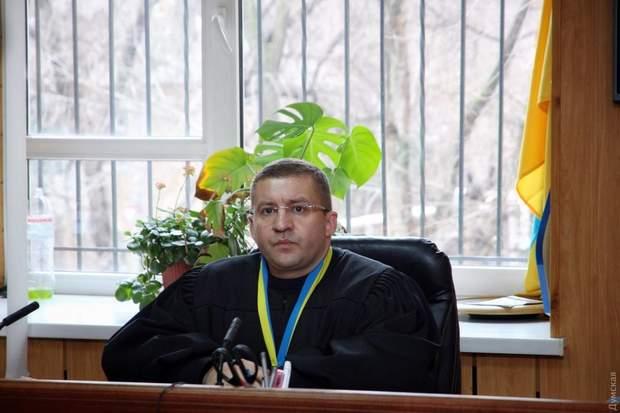 суддя іванов