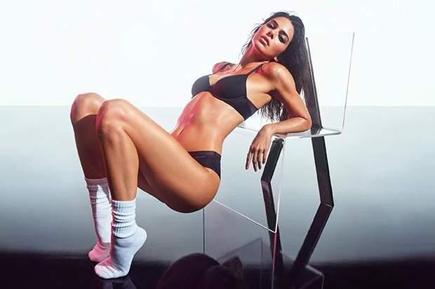 Найсексуальніше фото нової реклами - Кендалл Дженнер