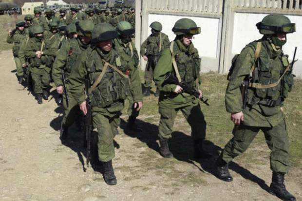 анексія Криму Росія