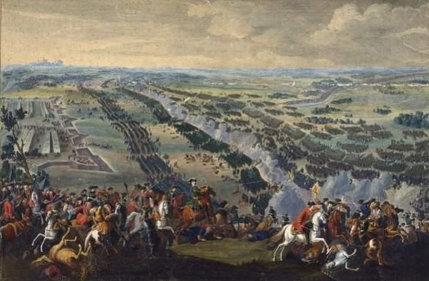 Битва під Полтавою