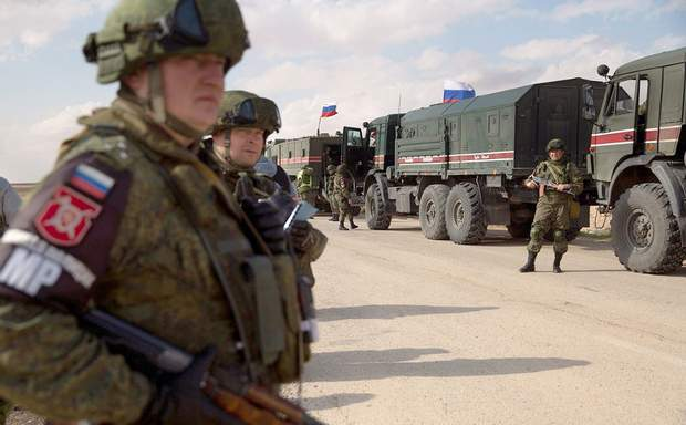 Результат пошуку зображень за запитом російськ військова поліція сирія