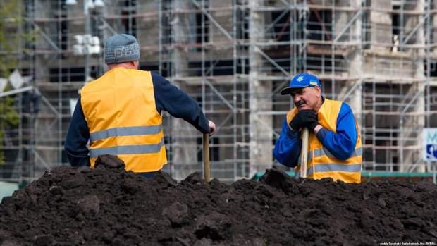 Українці на заробітках у Німеччині