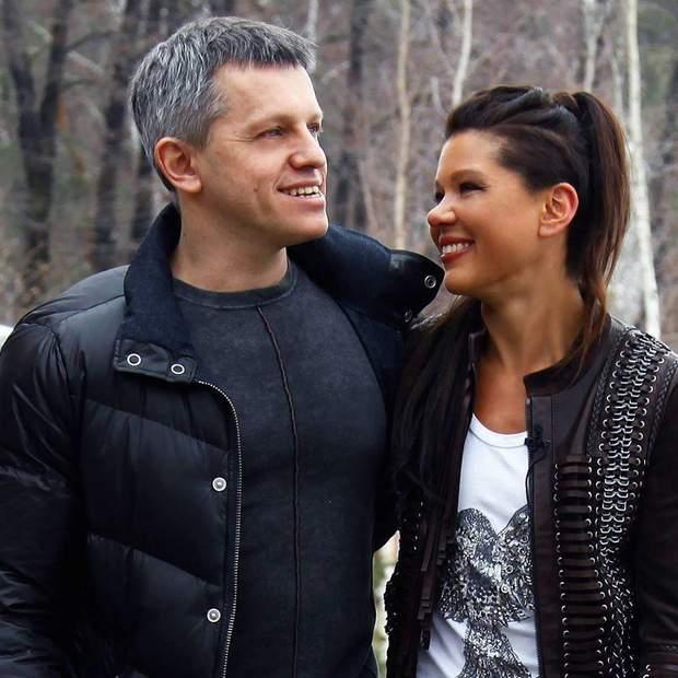 Руслана з чоловіком відсвяткують 25-річчя шлюбу