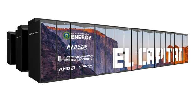 Суперкомп'ютер El Capitan