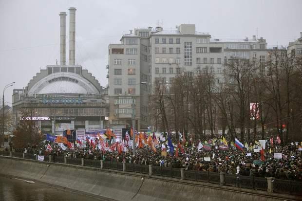 Протести на Болотній у 2013 році
