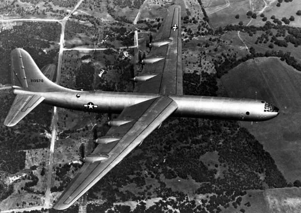 Літак В-36
