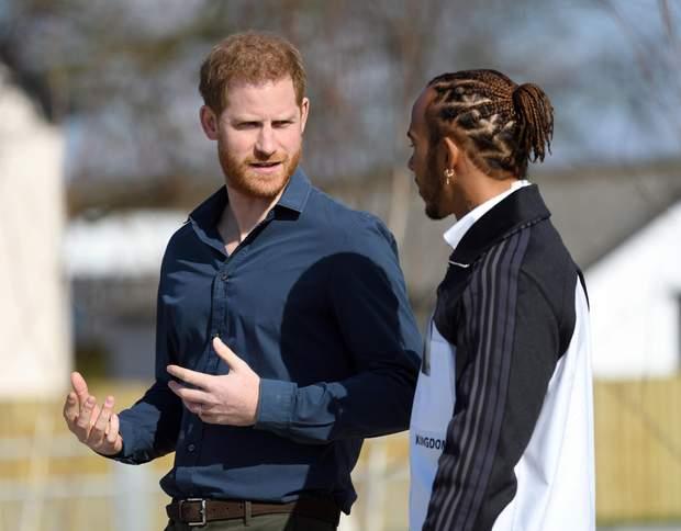 Принц Гаррі
