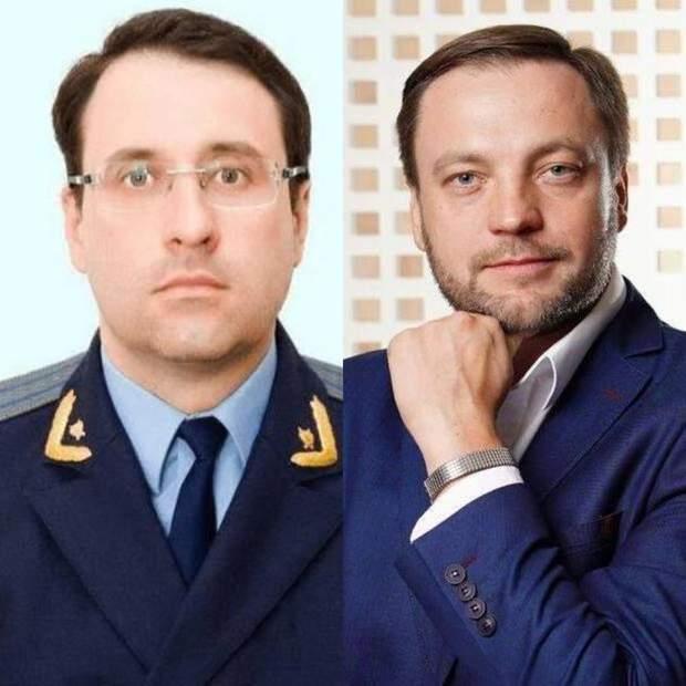 Владлен Неклюдов Денис Монастирський