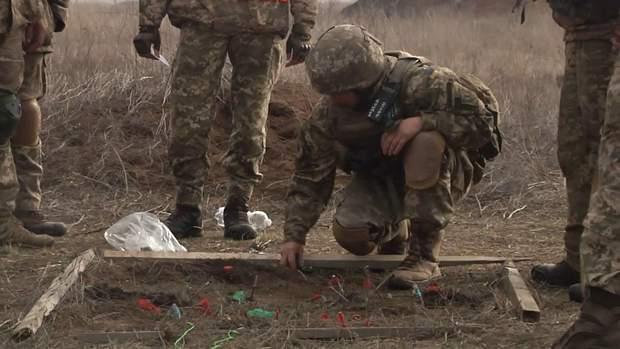 Військові навчання Миколаївська область