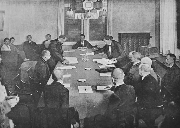Московський мирний договір з Литвою