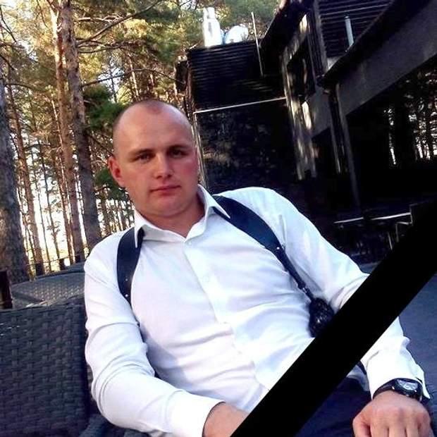 Сергій Черних, боєць загинув на Донбасі