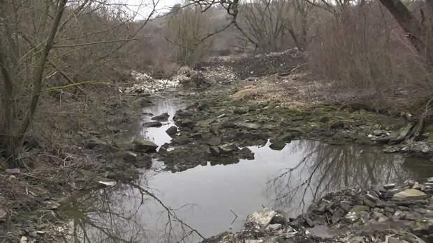 річка збруч скандал