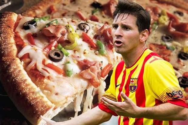 мессі піца