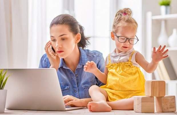 Робота з дітьми вдома