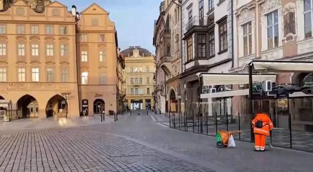 Карантин в Чехії