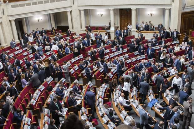 надзвичайний стан в Україні, введення надзвичайного стану