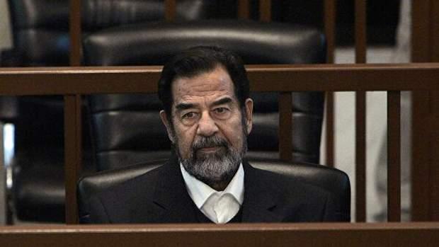Саддам Хусайн