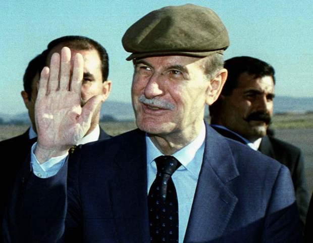 Хафез Асад