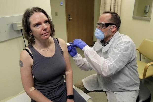 Тестування вакцини від коронавірусу