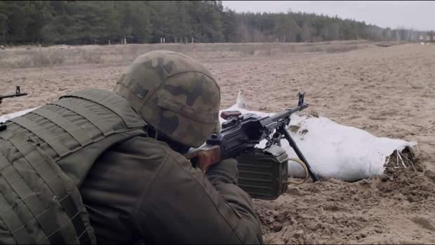 Нацгвардія військові навчання НАТО