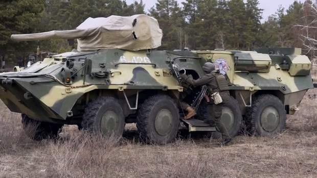 військові навчання Нацгвардія