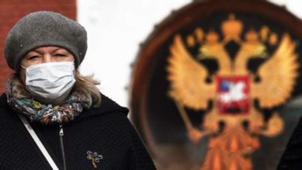 коронавірус росія