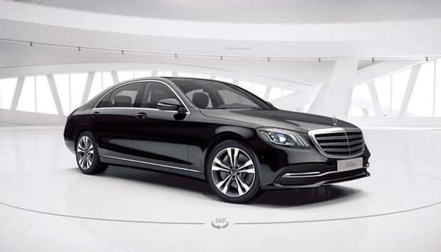 Mercedes-Benz S, Єрмак, машина, декларація, найбільші скандали зі статками політиків у 2020 році