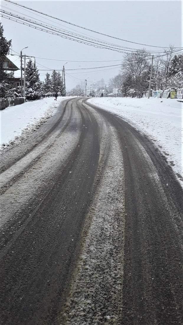 сніг Прикарпаття